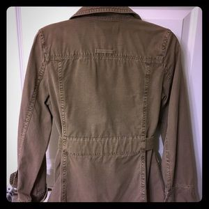 JCrew Chino field jacket